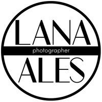 Логотип PHOTOGRAPHER LANA ALES / CHELYABINSK