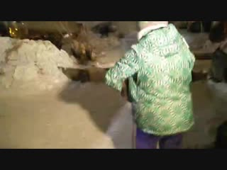 Из разрушенного взрывом дома в Магнитогорске спасли собаку