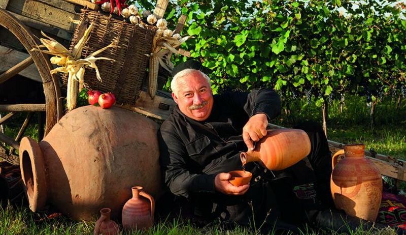 Афиша Ростов-на-Дону 25-29.09 Грузия - праздник ртвели