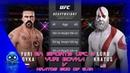 EA SPORTS UFC 3 - Yuri Boyka v Kratos - God of War - Round 2 4K Gameplay