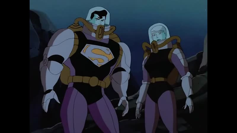 Сезон 01 Серия 13 Супермен 1996 2000 Superman Two's a Crowd