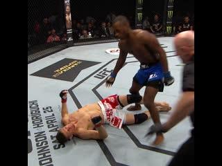 Один из самых быстрых нокаутов в истории UFC в исполнении Леона Эдвардса