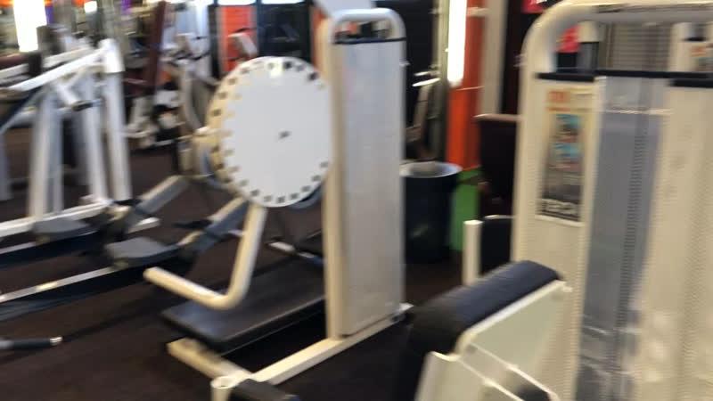 Khudayarov Powerlifting Gym KP GYM