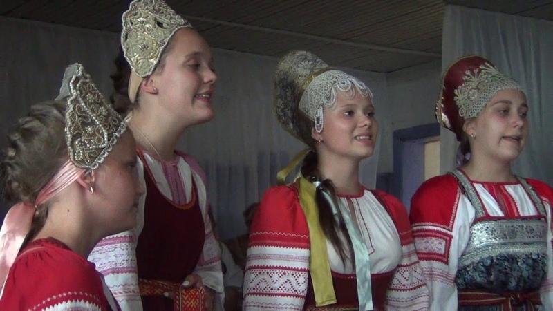 Да не по морюшку лебёдушка Кудесы Буряк Tradition Folklore लोक साहित्य הפסטיבל