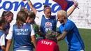 Neymar Jr's Five Atleta da Eslováquia agradece carinho de Neymar Jr após incidente