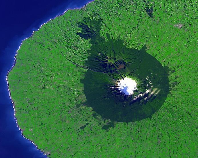 Вулкан Таранаки в Новой Зеландии, изображение №6