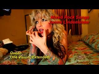 Mixed Rock Songs - Janine Lindemulder