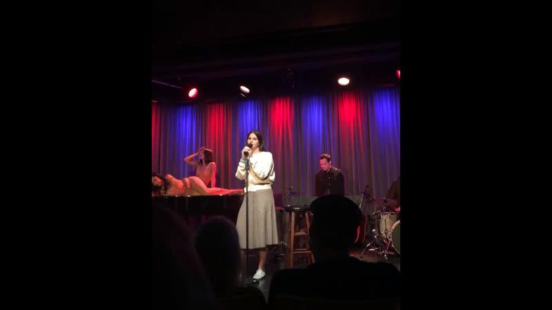 Lana Del Rey — Norman Fucking Rockwell (Live @ «Grammy Museum»)