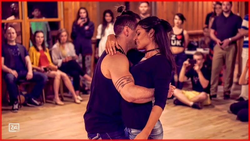 SoMo Ride Diego Borges Jessica Pachecho Zouk Dance Workshop in Atlanta