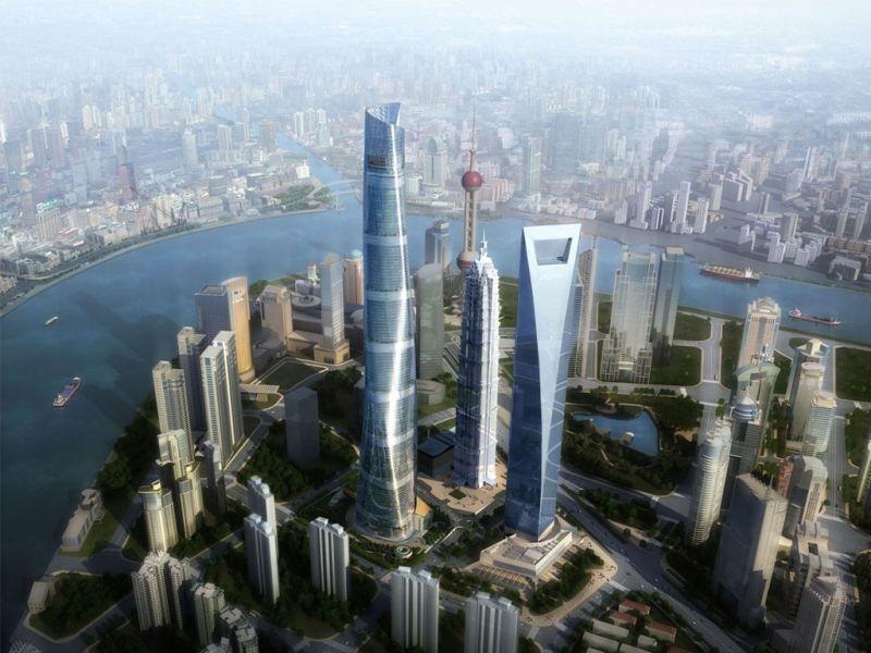 ТОП самых высоких зданий мира, изображение №2