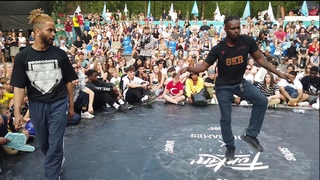 SIDNEY VS. P-DOG | HIP HOP FINAL SNIPES FUNKIN´STYLEZ X RUHRGAMES QUALIFIER |
