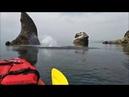 Крым байдарка Снято на XIAOMI REDMI 5 PLUS экстремальные съемки под водой