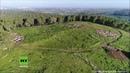Israel Archäologen geben Entdeckung der biblischen Stadt Ziklag bekannt