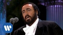Luciano Pavarotti sings Nessun dorma from Turandot The Three Tenors in Concert 1994