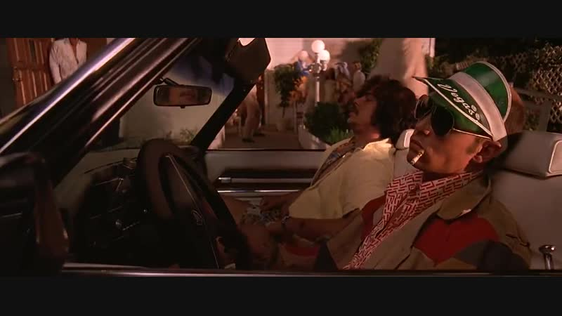 Fear and Loathing in Las Vegas ENG No subs