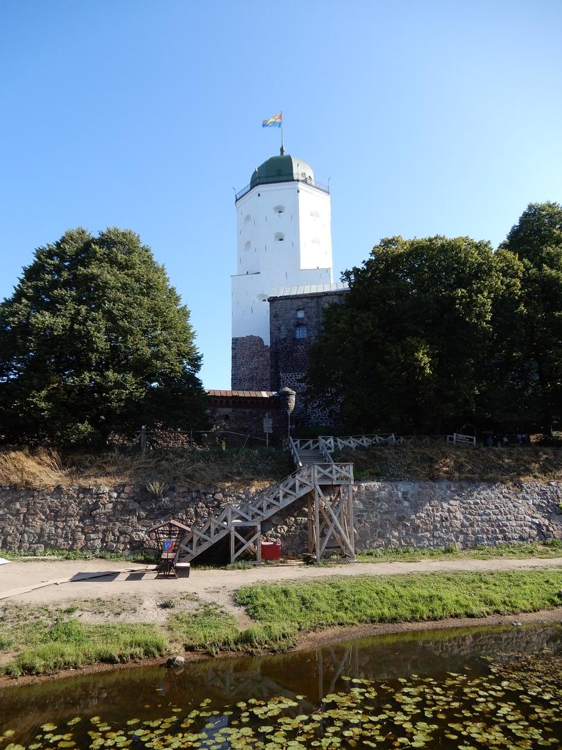 Замок и башня Святого Олафа