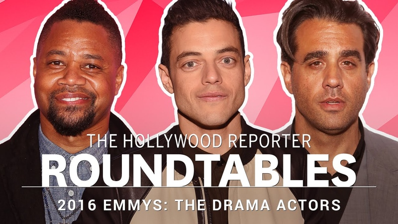 THR's Full Drama Actor Roundtable With Rami Malek Cuba Gooding Jr and More