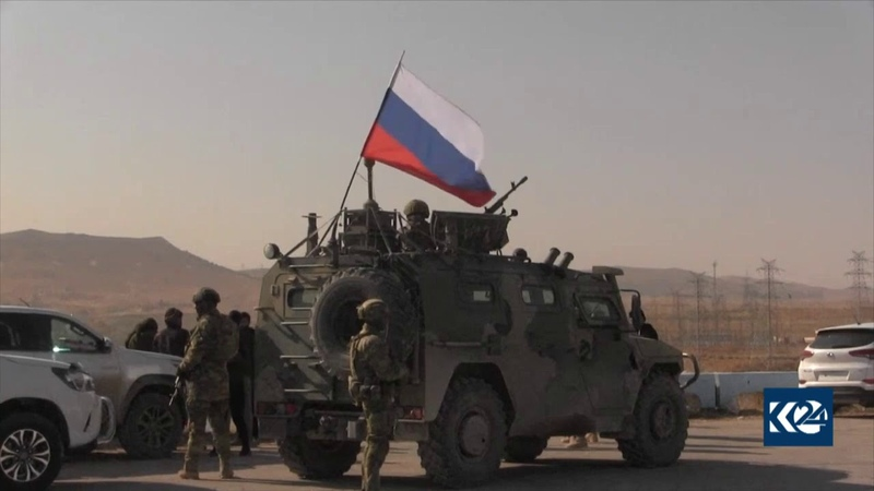 Russian forces reach Tishrin located in the outskirts of Manbij
