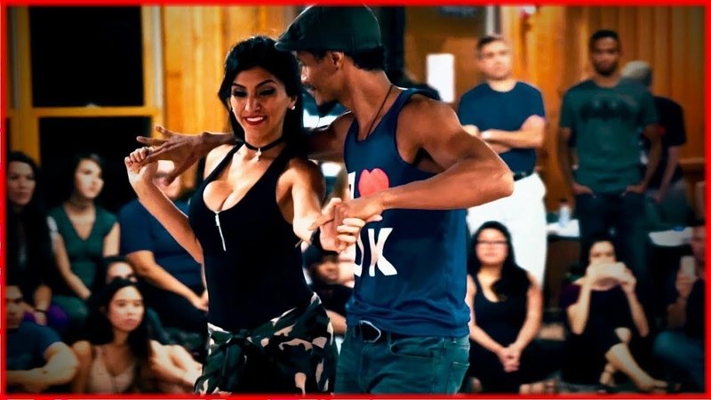 Jennifer Dias - Ce soir - Lambada Dance at Zouk Atlanta