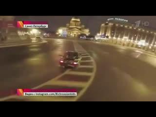 Rich Russian Kids