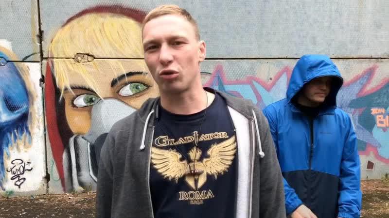 Сергей Оазис Пламя небес при уч Lekrick Live