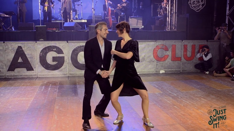 Just Swing It 2018 Bologna Swing Dance Festival Vicci Adamo