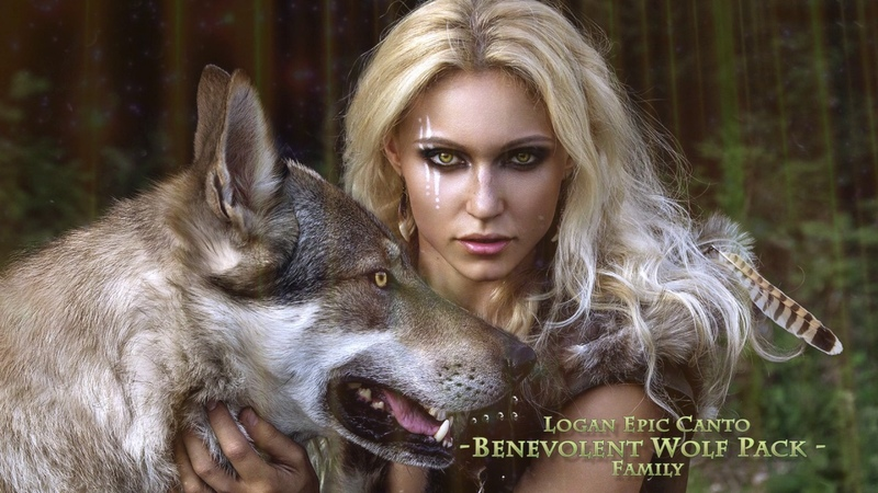 Celtic Music 2019 Benevolent Wolf Pack Family Logan Epic Canto