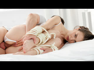 Izzy Lush - Tied Up Beauty |  All Sex Anal Fetish Blowjob Missionary Doggystyle Reverse Cowgirl Brazzers Porn Порно
