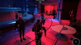 Девочки полностью оголились Вышел раздевающий танцовщиц в Mass Effect мод