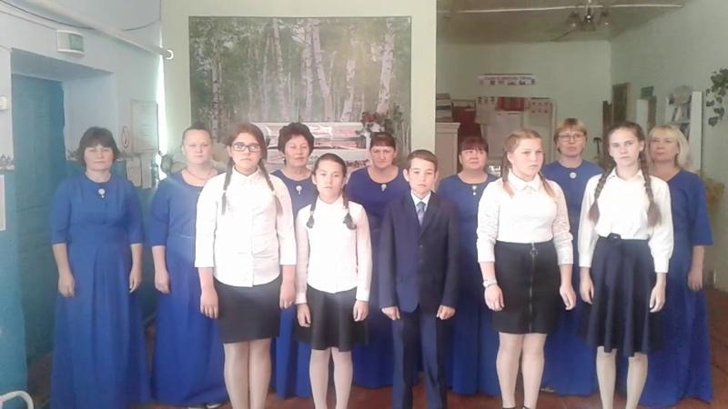 коллектив Капель Кистенли-Ивановский СДК