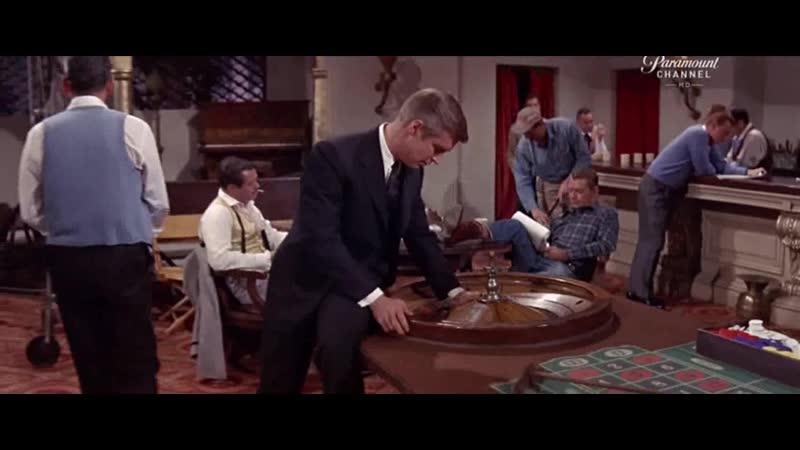 ВОРОТИЛЫ 1964 мелодрама Эдвард Дмитрик 720p