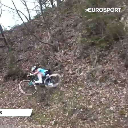 Eurosport on Instagram: This is only supposed to happen in the movies ⠀ ⠀ @lutsenko alexey bounced back from not one but two crashes to win S