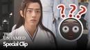 The Untamed | Special Clip Kipas Tangan | WeTV 【INDO SUB】