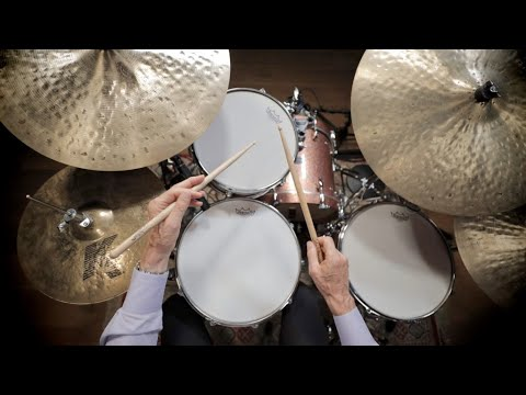 Soloing on Drums in a Jazz Context | Drumlesson with John Riley