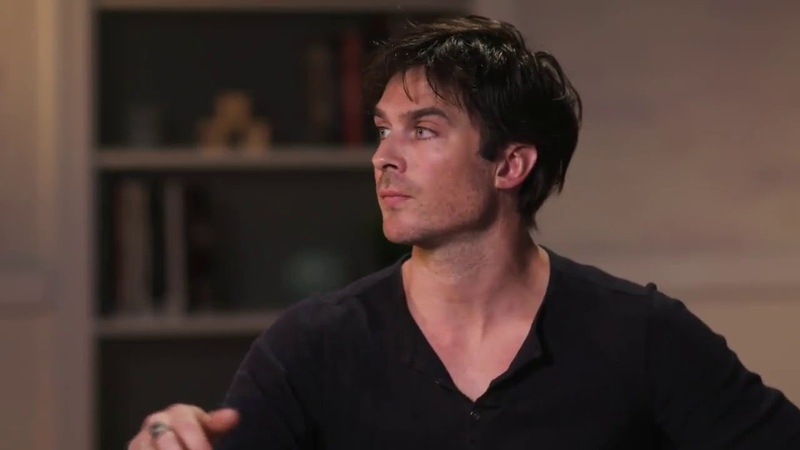 Ian Somerhalder and Jonathan Maberry Talking About Deeper Meanings in VWARS