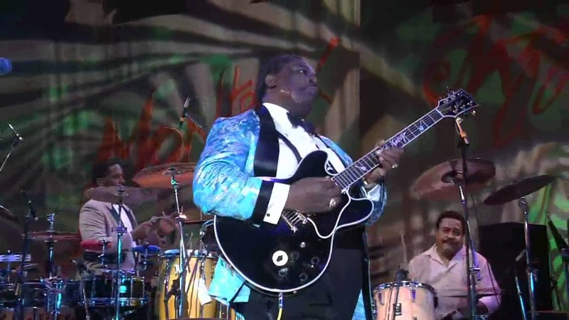 B B King Blues Boys Tune From B B King Live at Montreux 1993