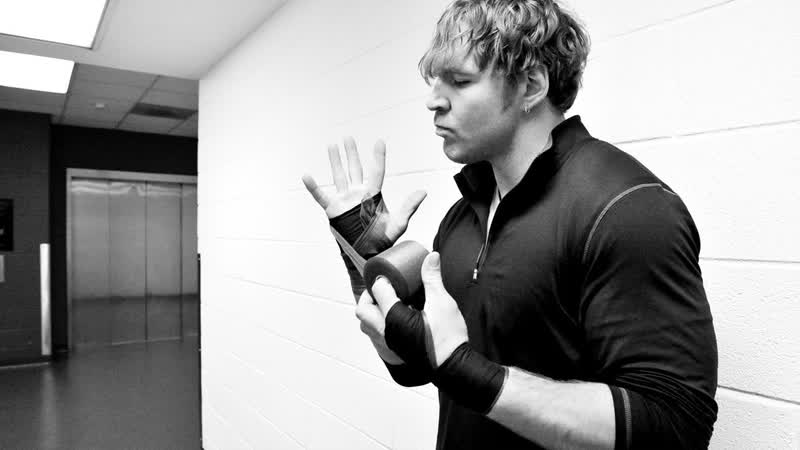 Goodbay Dean Ambrose_Never To Late