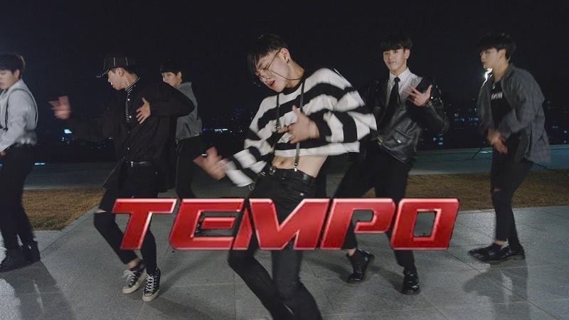 [AB] 엑소 EXO - 템포 TEMPO   커버댄스 DANCE COVER