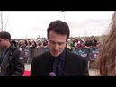 Nick Moran at Making of Harry Potter WB Studio Tour Red Carpet