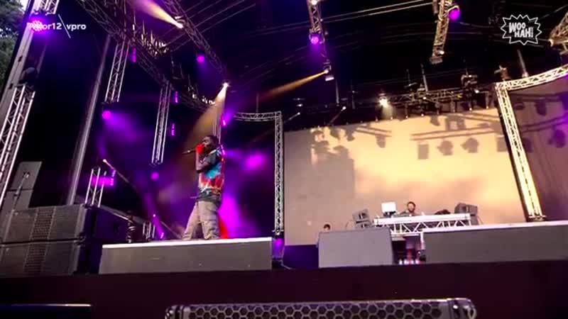 Sheck Wes - Mo Bamba Live Sheck Wes (Live at WOO HAH! 2019)