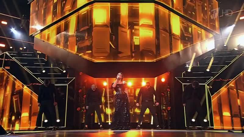 Жасмин Сильней огня Первый канал Большой праздничный концерт