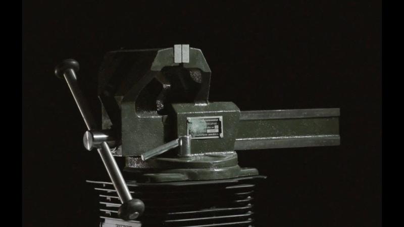 Поворотные тиски Дело Техники
