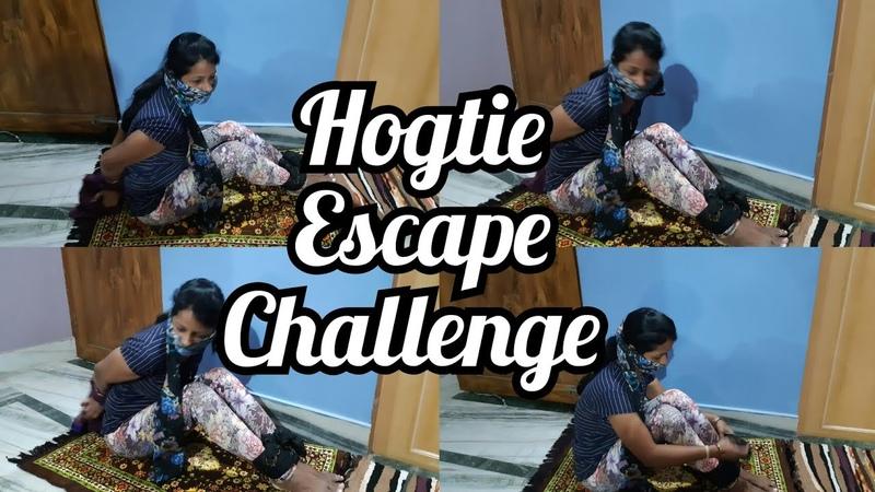 Hogtie Escape challenge l Requested vedio I Funny challenge l Sovanas daily vlog