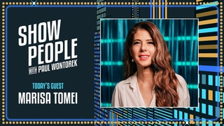 Show People with Paul Wontorek: Marisa Tomei of THE ROSE TATTOO