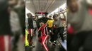 Not Your Average Train Ride 🔥💯 | Kid The Wiz (Viral Video 2018)