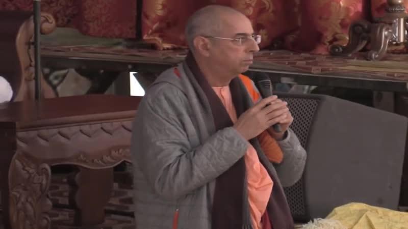 Ниранджана Свами — Шрила Прабхупада о безопасном вождении — Бхакти-сангама, 16 сентября 2019 г.