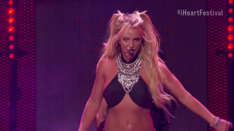 Britney Spears - 2016 09 26 iHeart radio music Fes