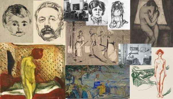 Самые громкие похищения картин Эдварда Мунка