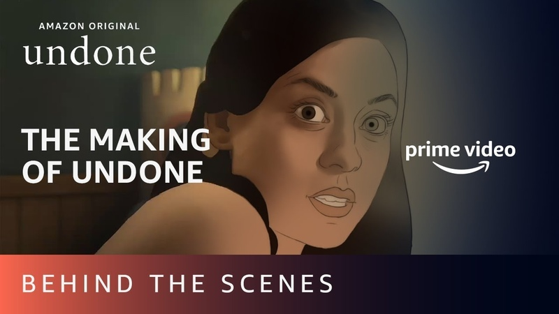 Undone | Director Hisko Hulsing Explains How its Made | Prime Video