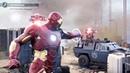 AVENGERS Gameplay Demo SUPERHERO OPEN WORLD Game in 2020